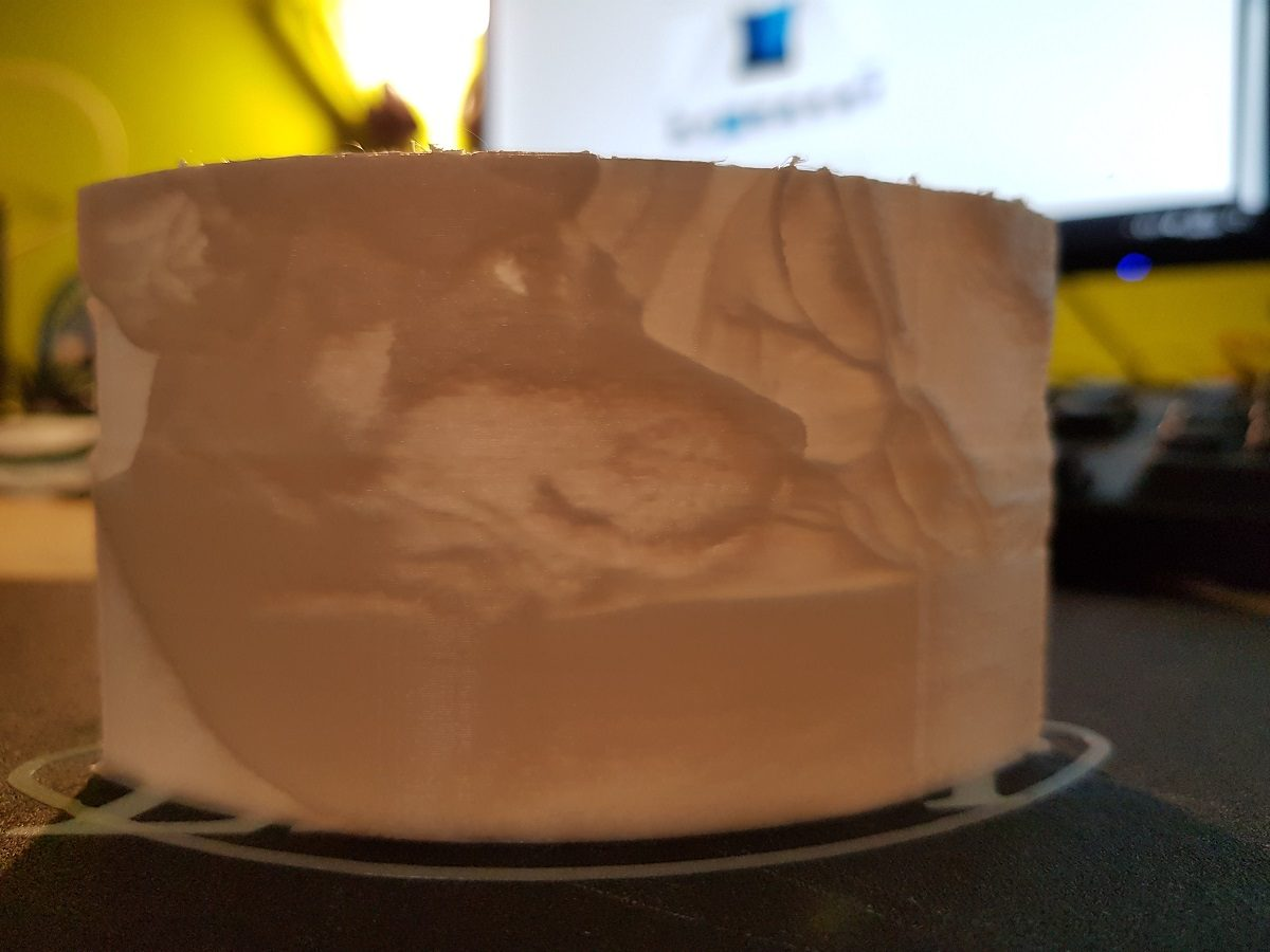 How to create a lithophane